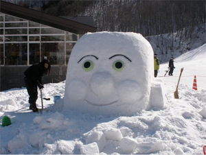 """Come enjoy Japanese-style – very friendly people, good powder snow and smiles are free!"""